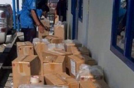 Bea Cukai Jateng Gagalkan Penyelundupan 2,3 Juta Batang Rokok Ilegal