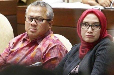 Reaksi Arief Budiman Usai Dipecat dari Jabatan Ketua KPU
