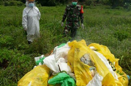 Puluhan Karung Limbah APD di Bogor Dibuang Sembarangan, Polisi Cari Pelakunya