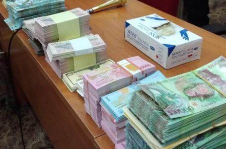Pencetak Uang Asing Palsu Rp 4,5 Triliun Dibekuk