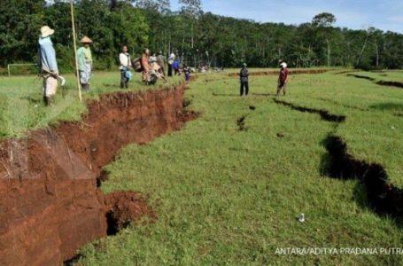 Awas!! Maret Ini Potensi Tanah Bergerak di Indonesia Tinggi
