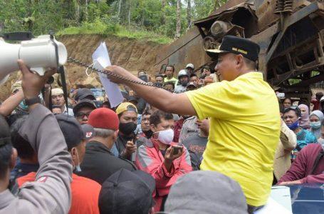 Tanda Tangan Warga Dipalsukan, Pertambangan di Tasikmalaya Bergejolak