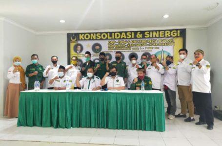 PBB Kota Bogor jadi Tuan Rumah Konsolidasi dan Sinergi