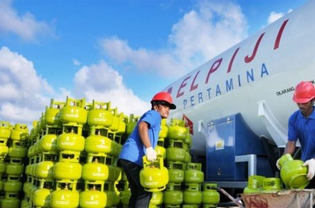 Pertamina Impor LPG dari Saudi Rp28 Triliun