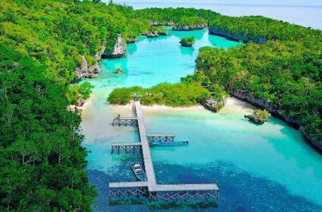 Pulau Bair, Spot Liburan Instagenic