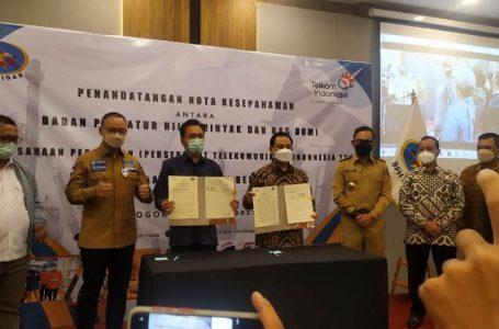 BPH Migas Dorong Kota Bogor Bangun BUMD Gas